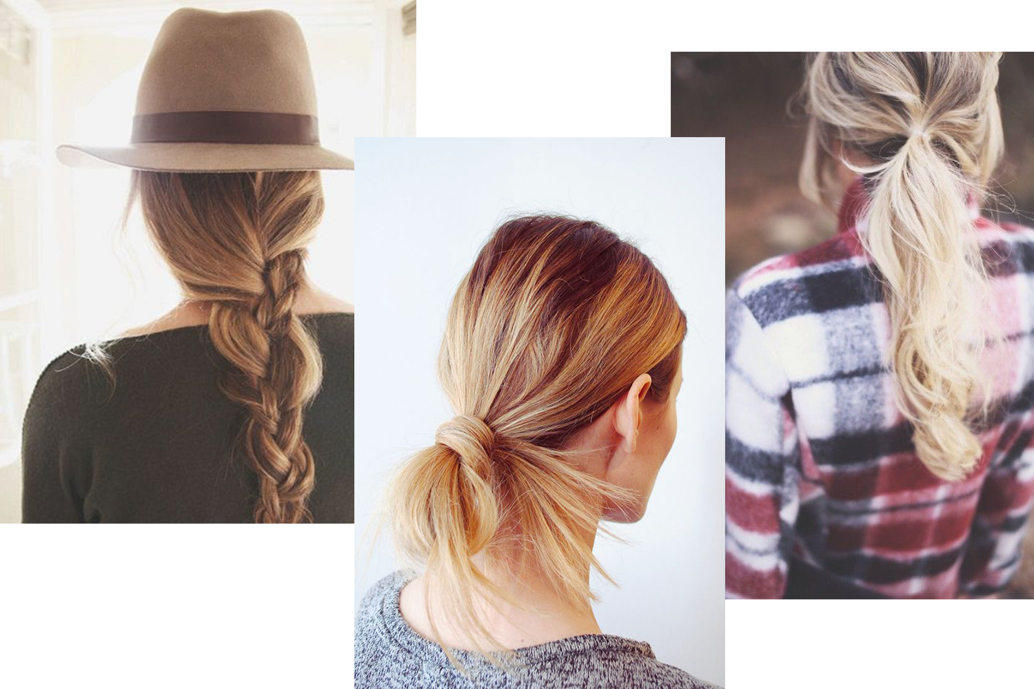 Easy Chic Second Day Hair Ideas Style Bee