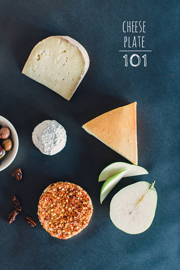 Eat - Cheese Plate 101 via Waiting on Martha