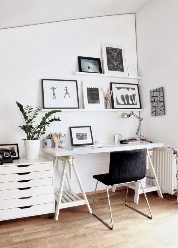 Style Bee   Office Inspo