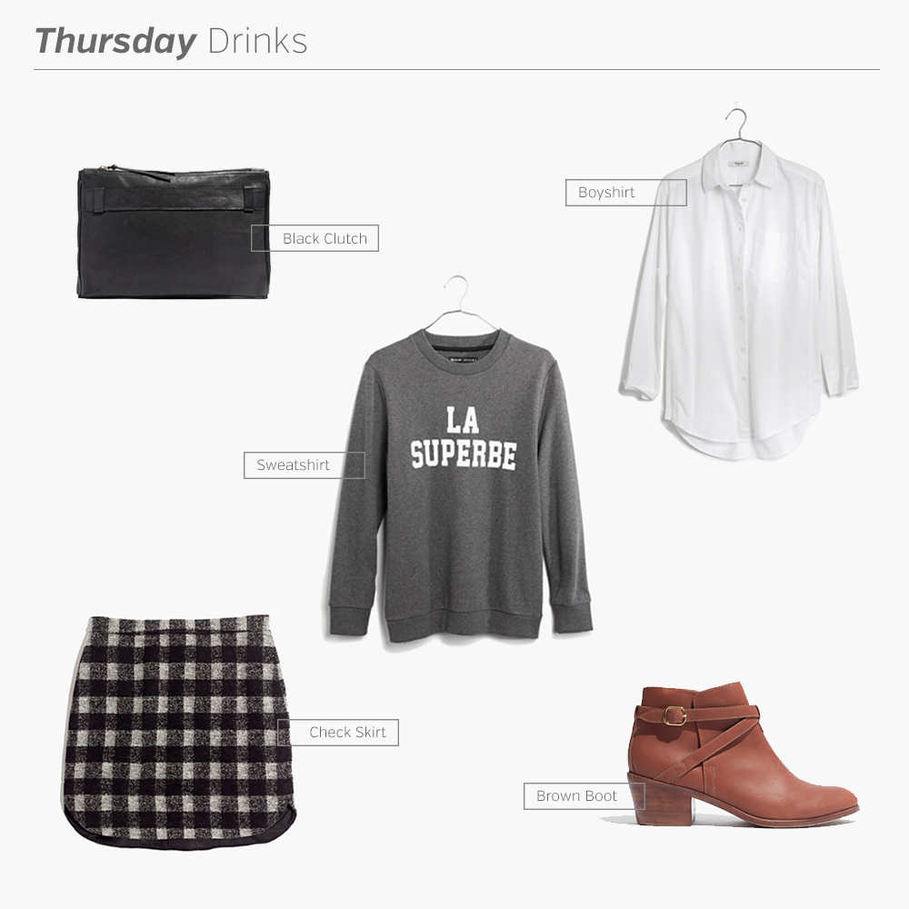 Sezane for Madewell - Style Bee - Outfit
