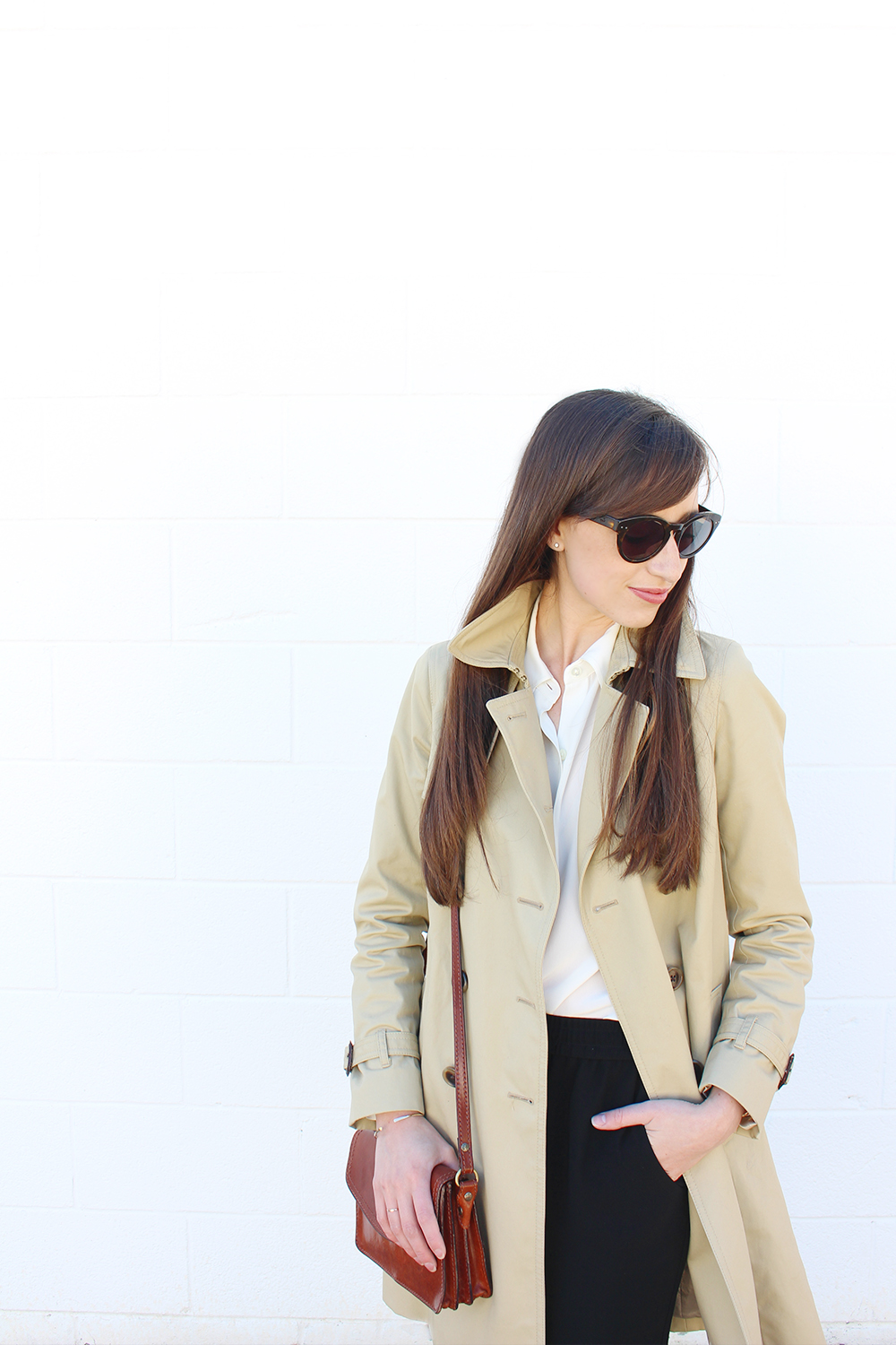 Style Bee - Time and a Trench Coat