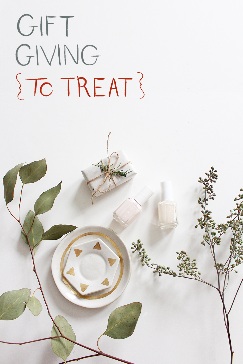 Style Bee - Gift Giving - to Treat