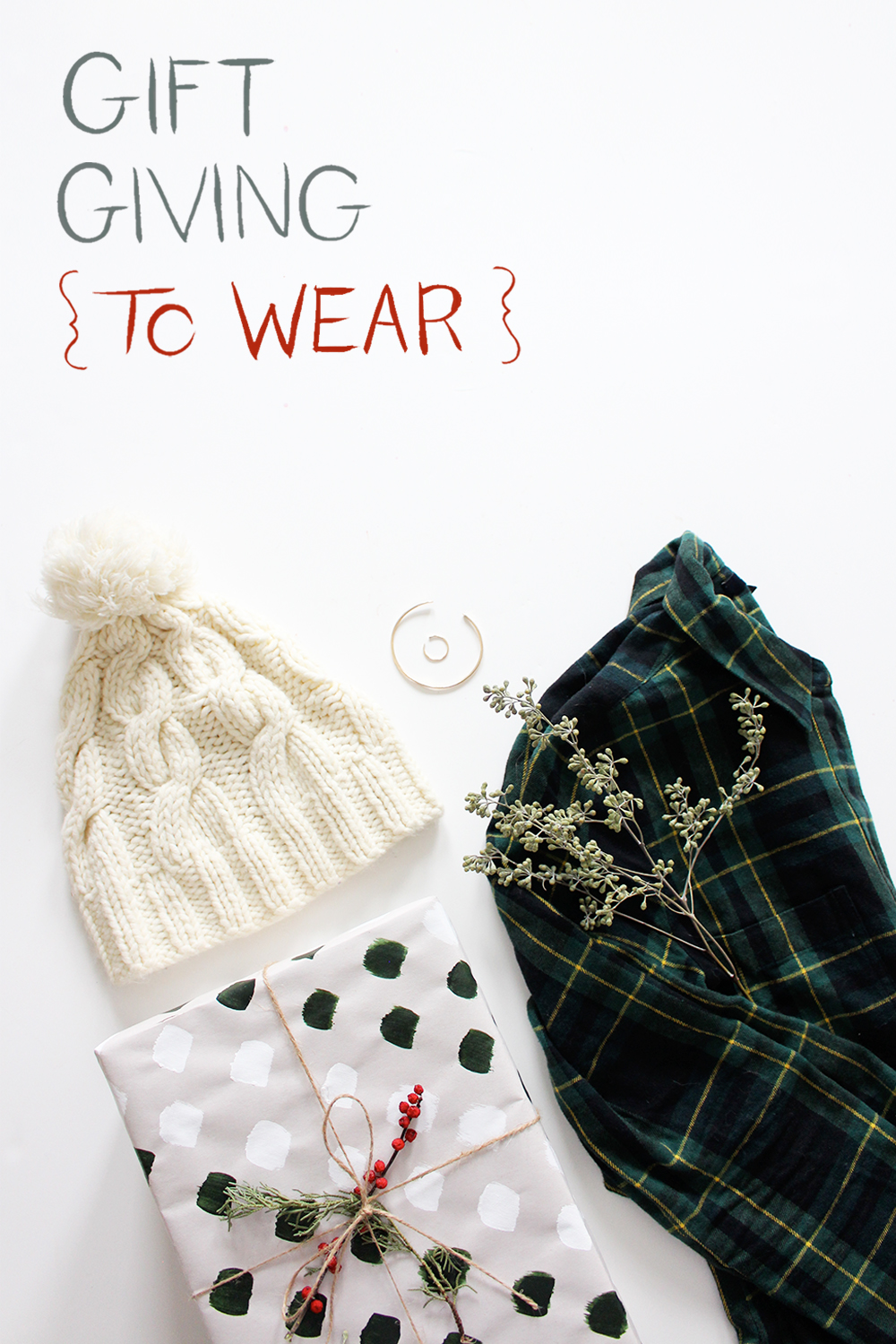 Style Bee - Gift Giving - to Wear
