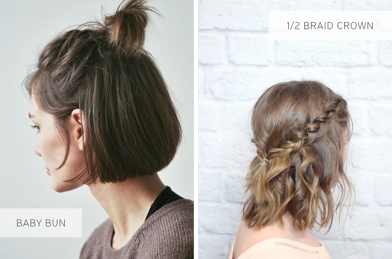 6 Easy Summer Hairdos Style Bee