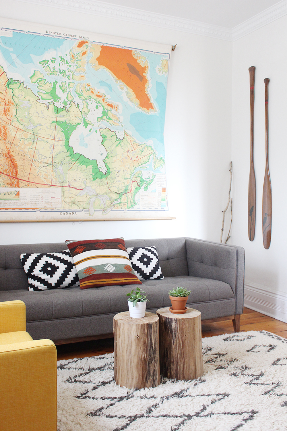 Styling With Kilim - 2 Ways - Style Bee