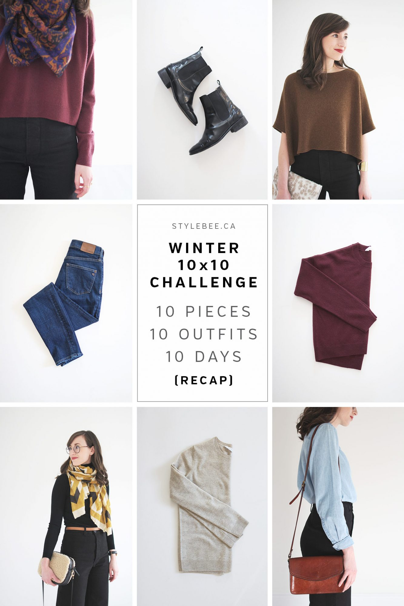 Style Bee - Winter 10 x 10 - RecapStyle Bee - Winter 10 x 10 - Recap