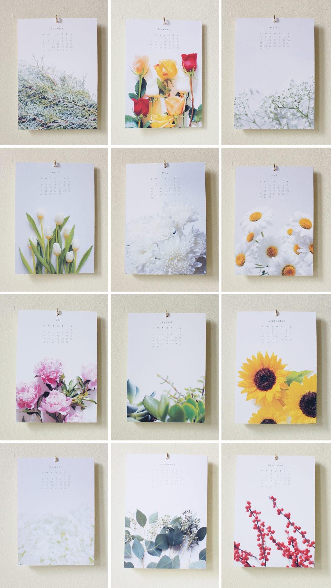 Style Bee - 2015 Calendar
