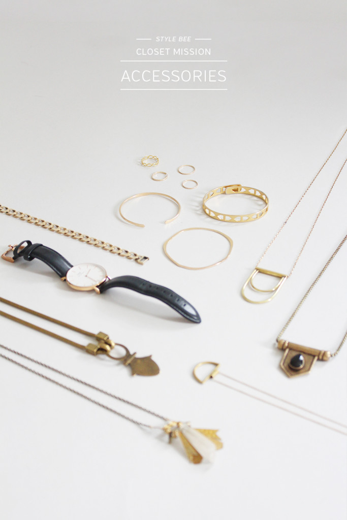 Style Bee - Closet Mission - Accessories