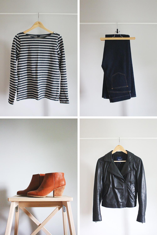 Style Bee - Summer Closet Recap