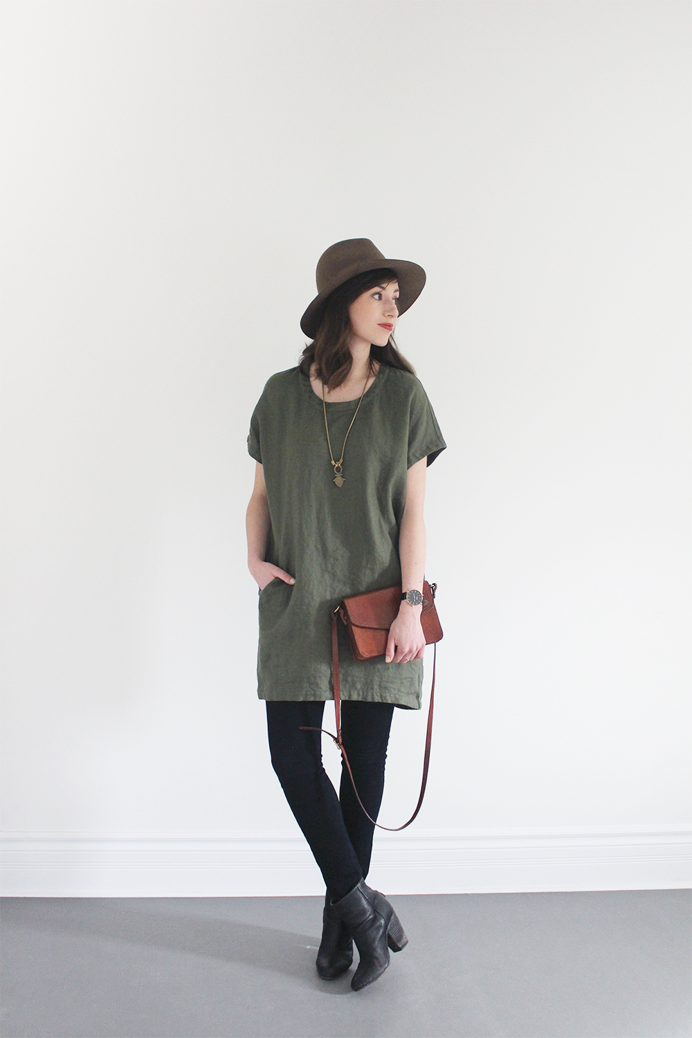 Style Bee - Look 13 - Earthy