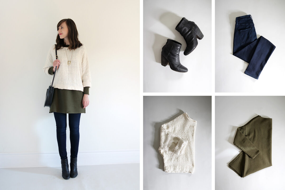 Style Bee - Fall 10 x 10 - Look 10