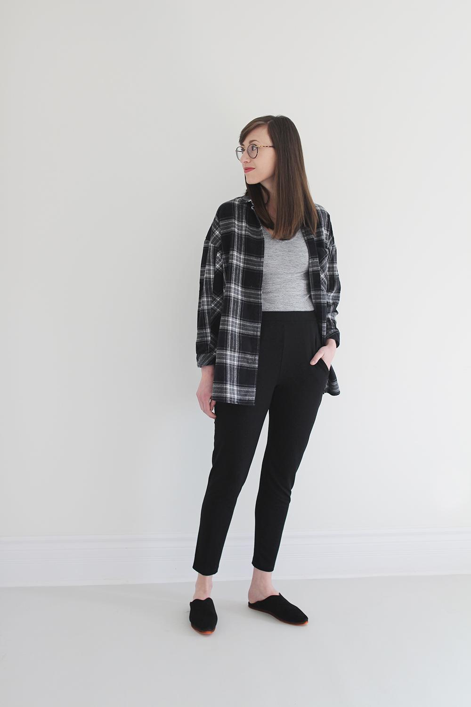 Style Bee - Loungewear Look 7 + 8
