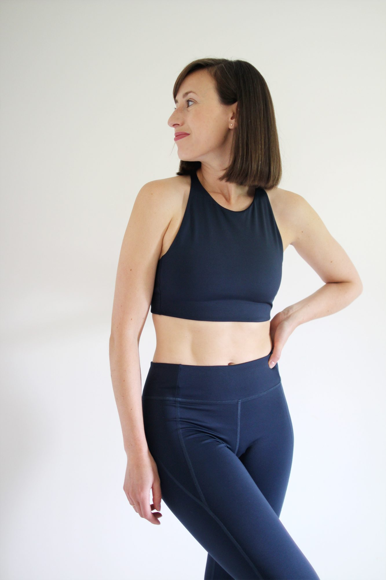 Style Bee - Summer 10x10 - Activewear Edition - Look 1