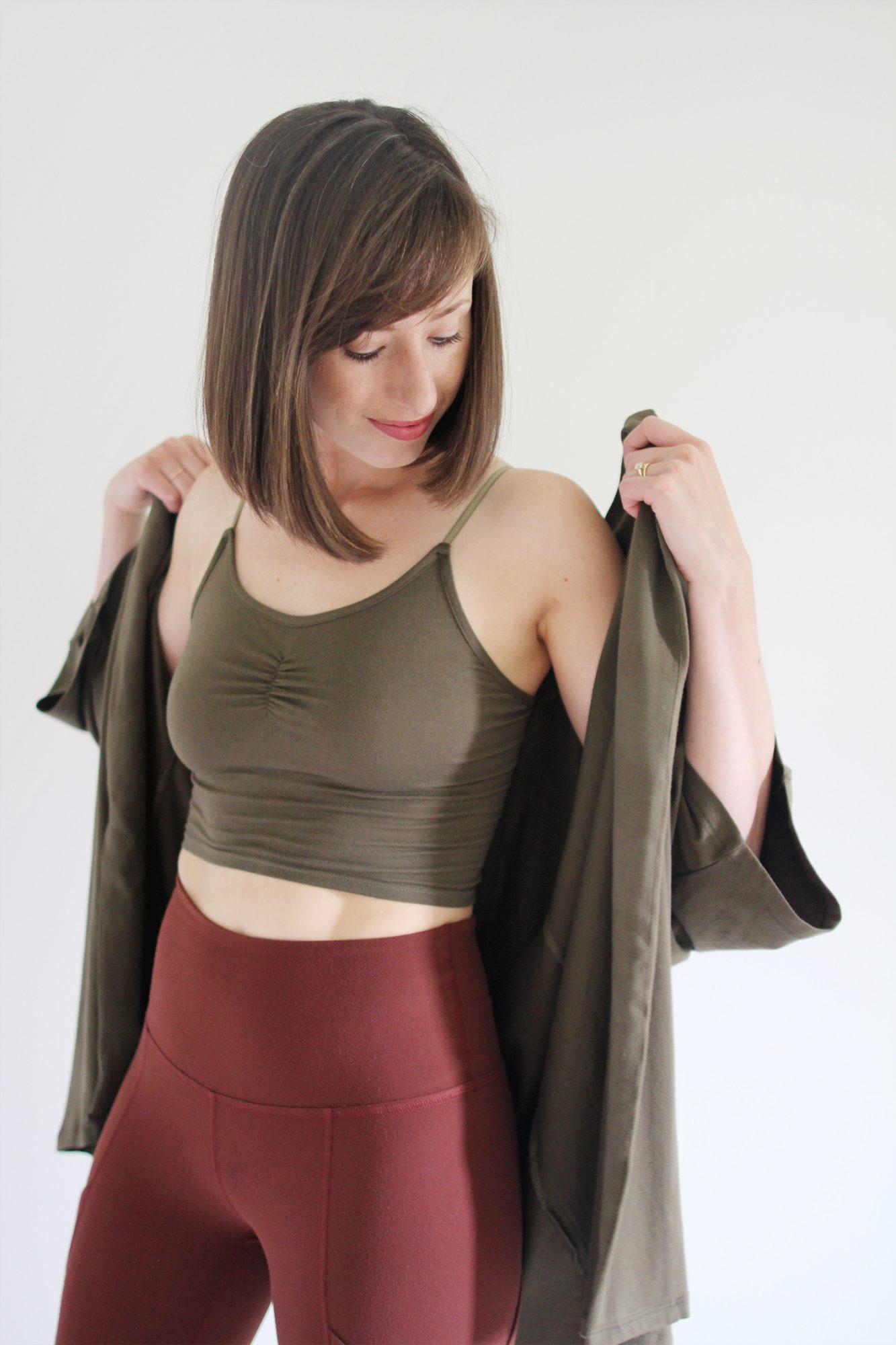 Style Bee - Summer 10x10 - Activewear Edition - Look 2