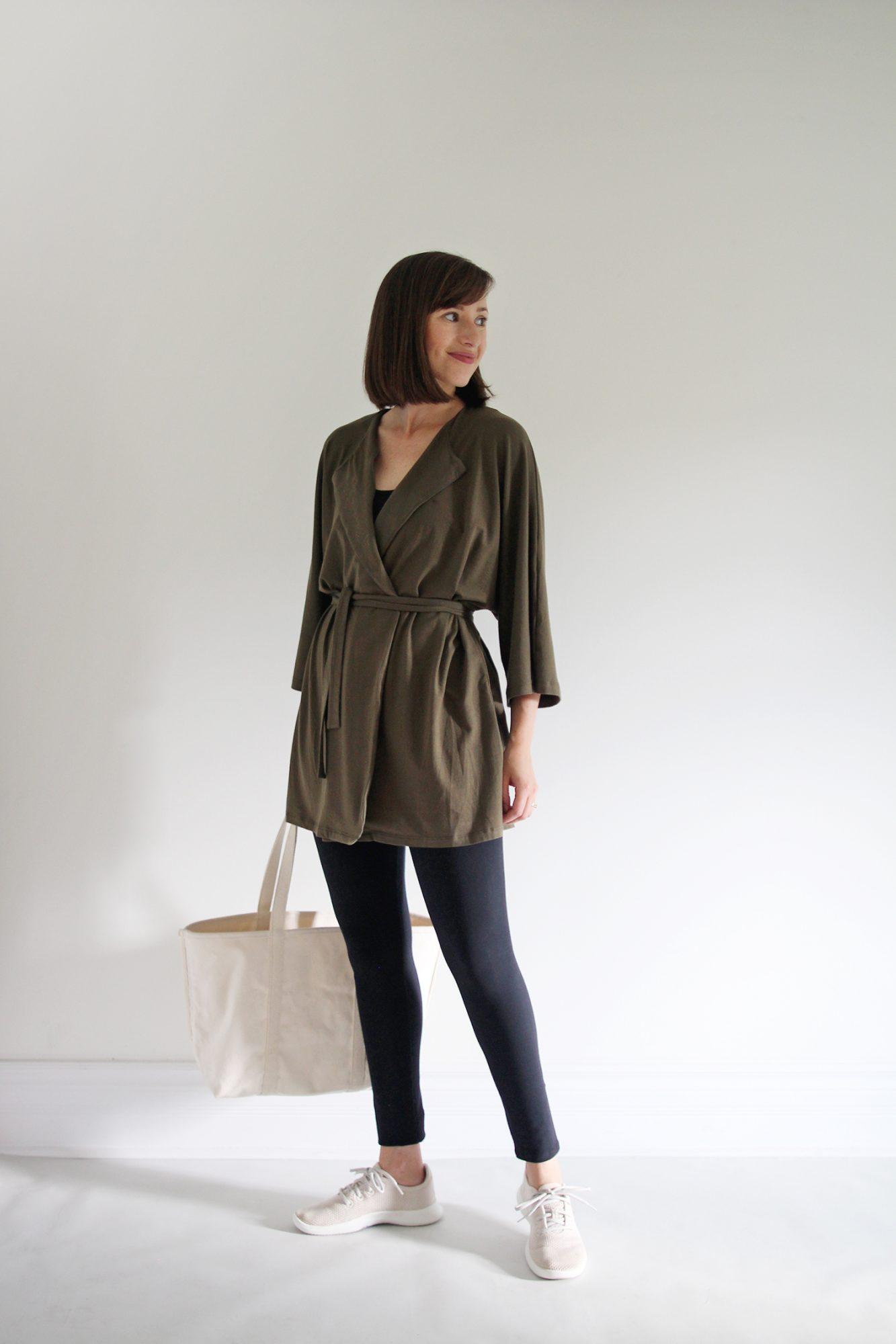 Style Bee - Summer 10x10 - Activewear Edition - Look 3
