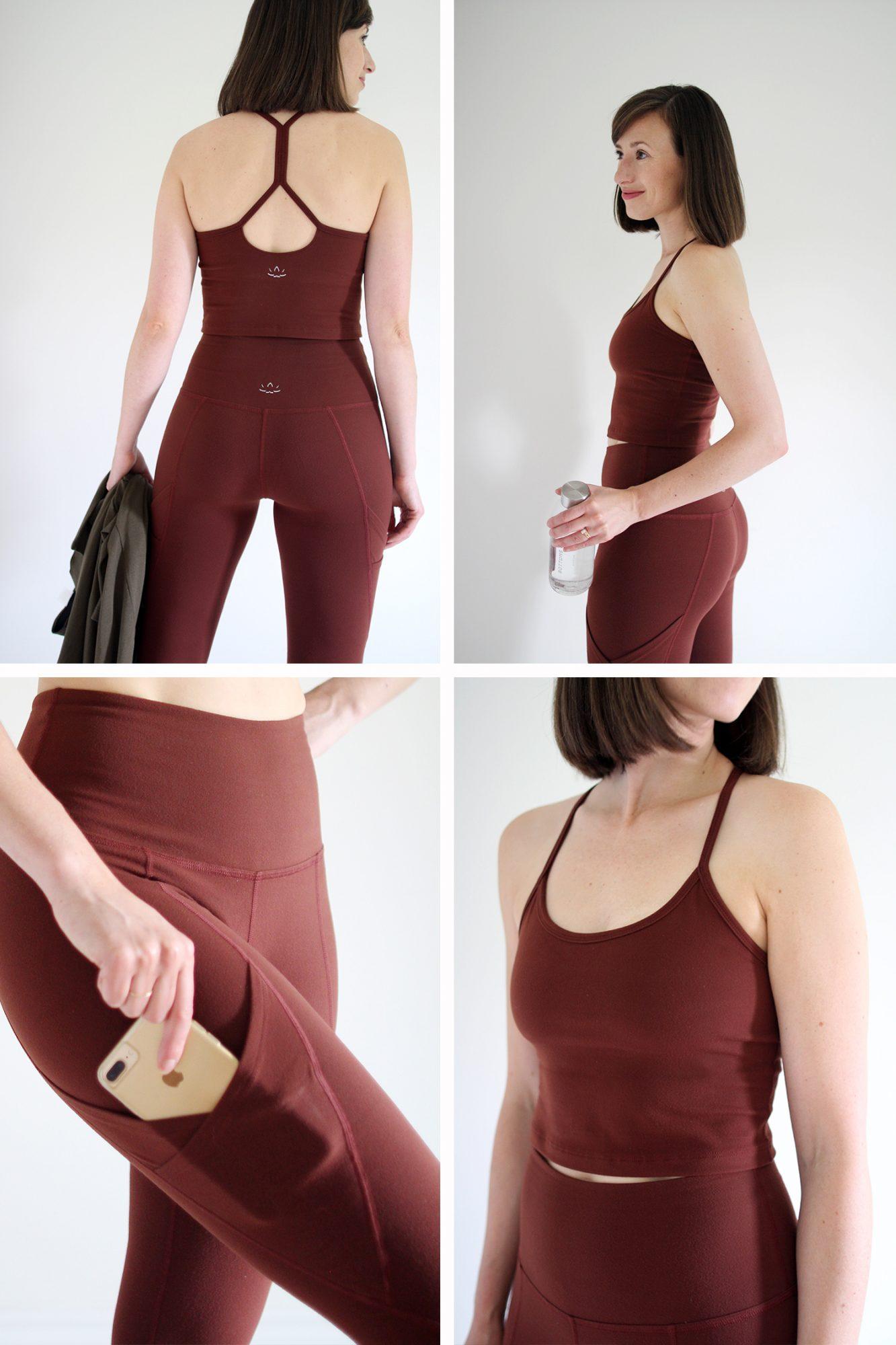 Style Bee - Summer 10x10 - Activewear Edition - Look 4