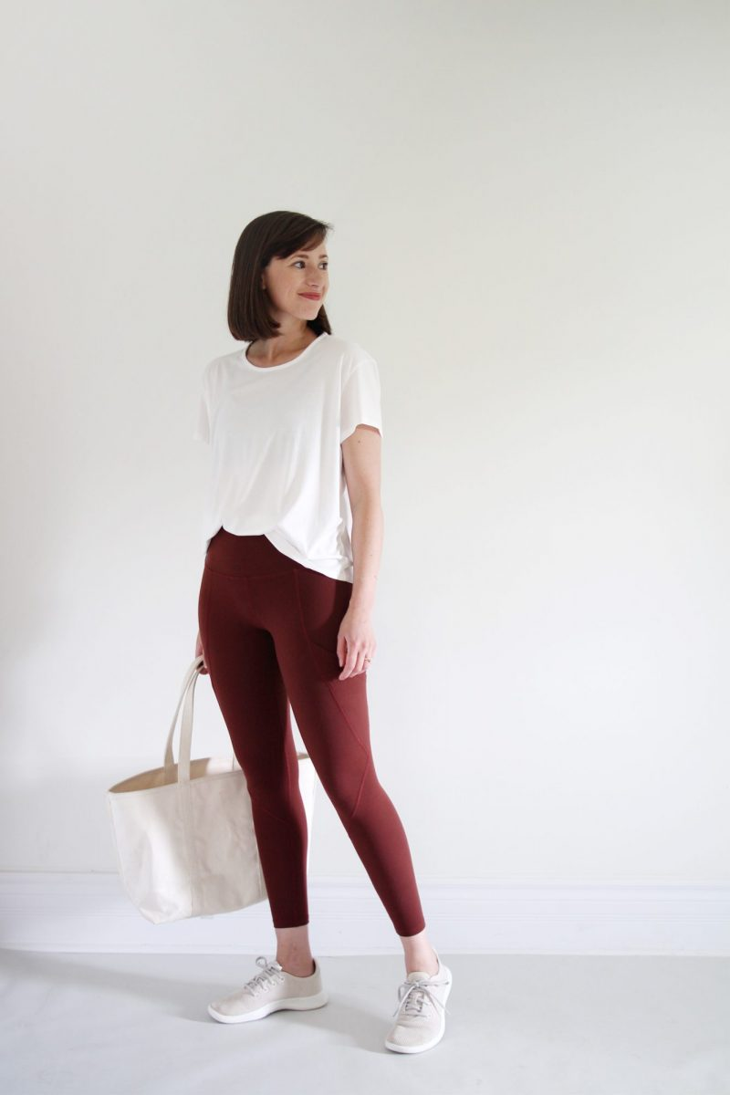Style Bee - Summer 10x10 - Activewear Edition - Look 5