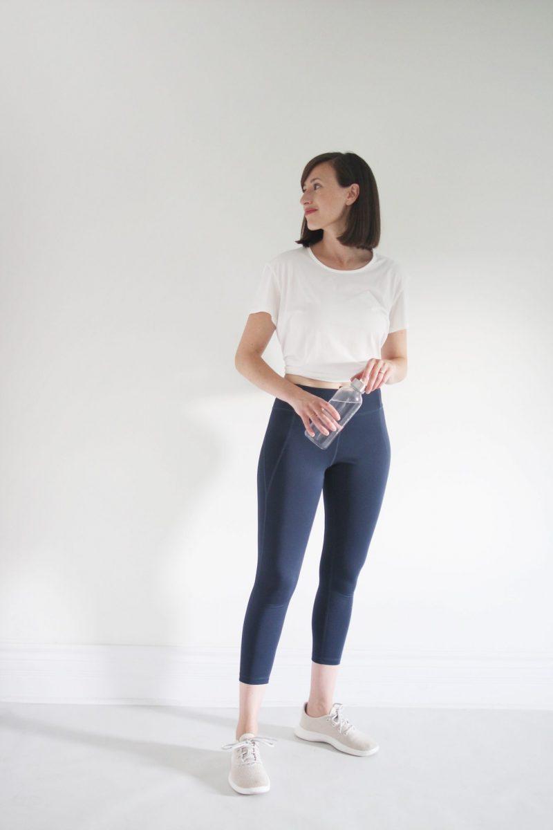 Style Bee - Summer 10x10 - Activewear Edition - Look 10