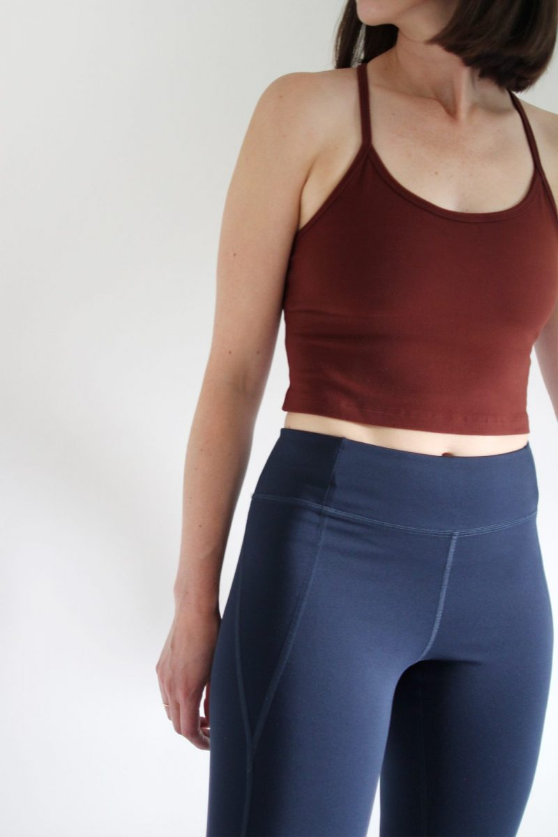 Style Bee - Summer 10x10 - Activewear Edition - Look 6