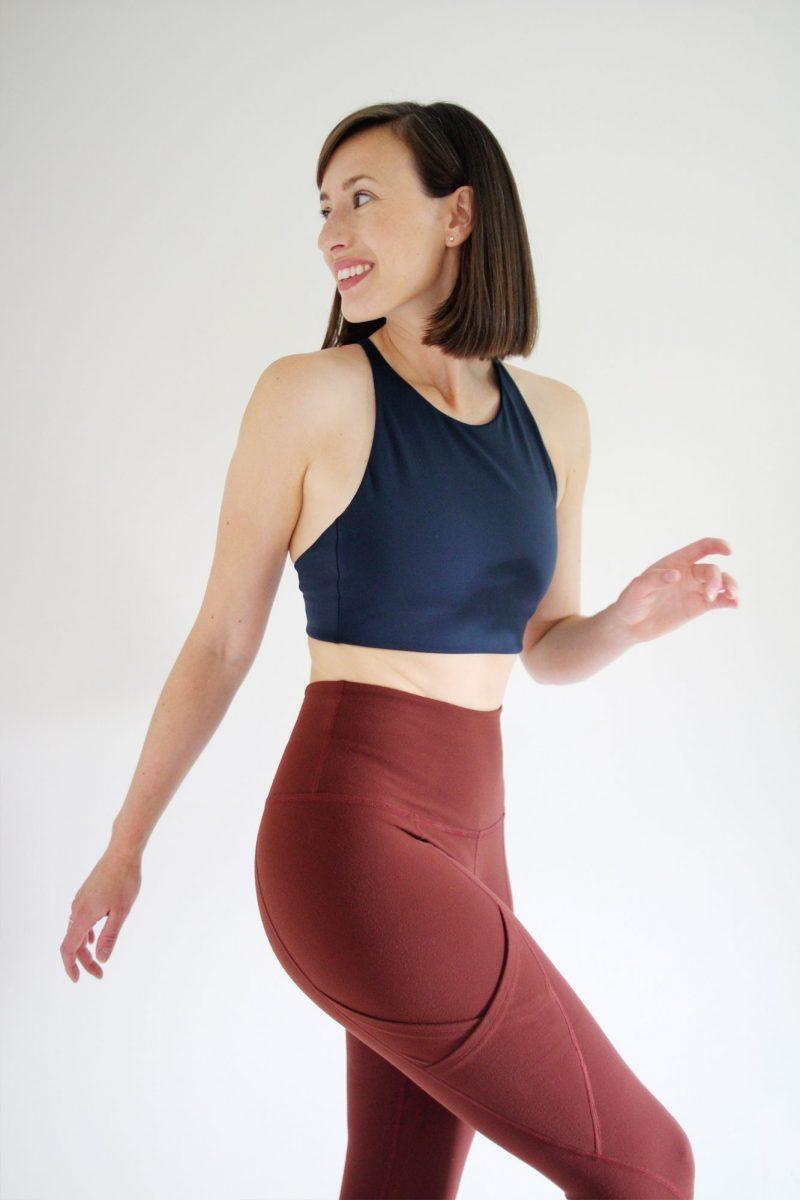 Style Bee - Summer 10x10 - Activewear Edition - Look 8