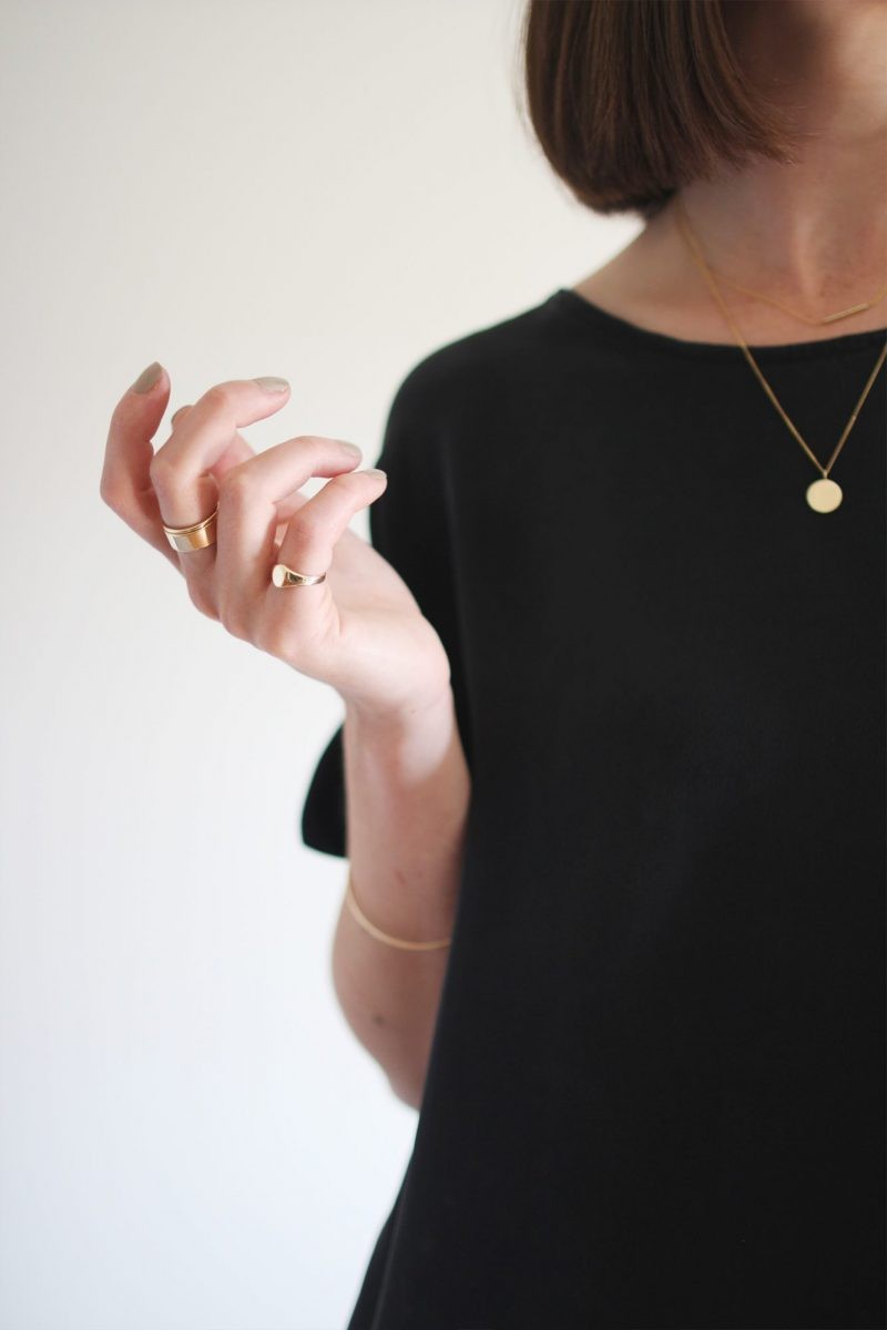 Style Bee - All Things Gold with Attic Jewelry