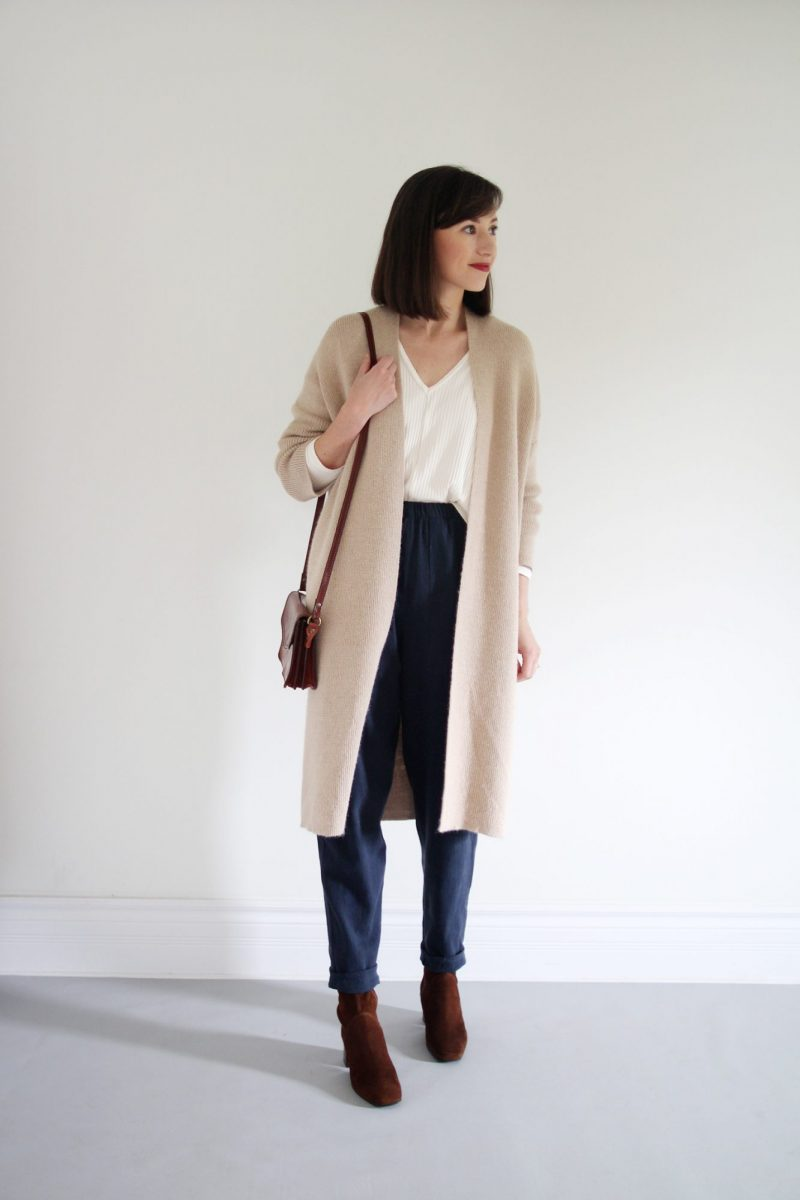 Style Bee - 4 Comfy Fall Looks