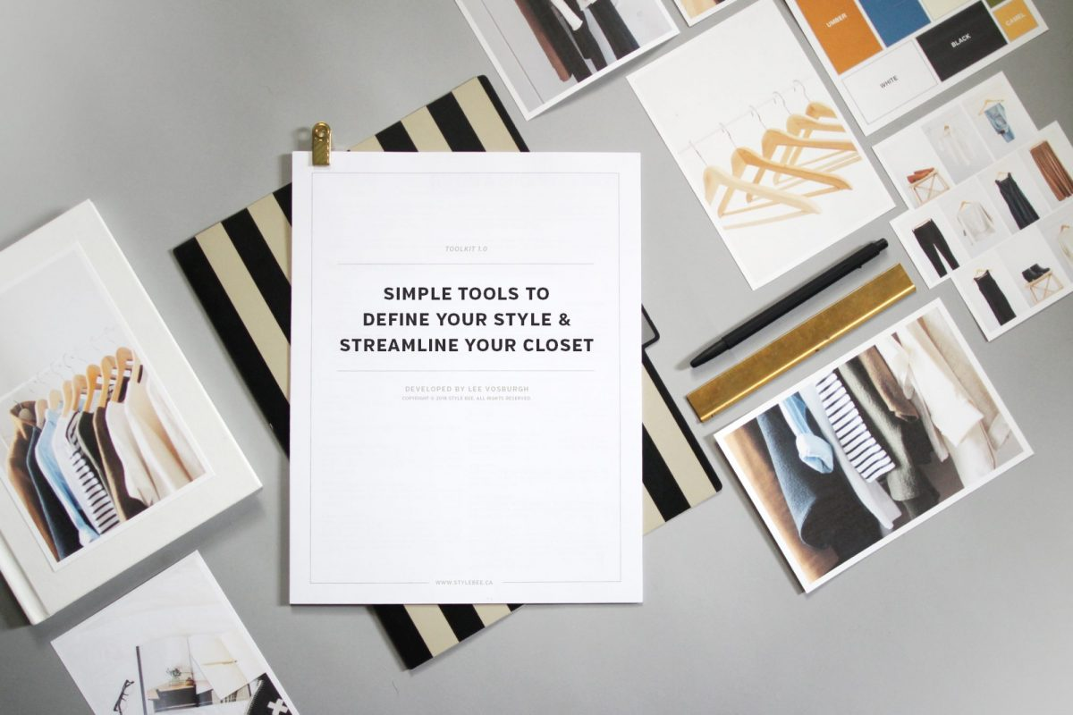 Style Bee - Define + Streamline Toolkit 1.0