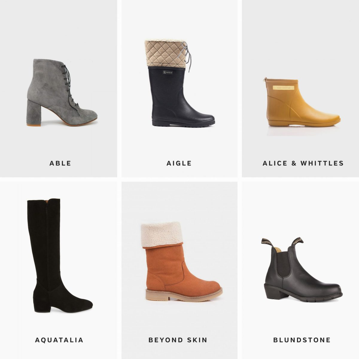 Style Bee - Winter Boots