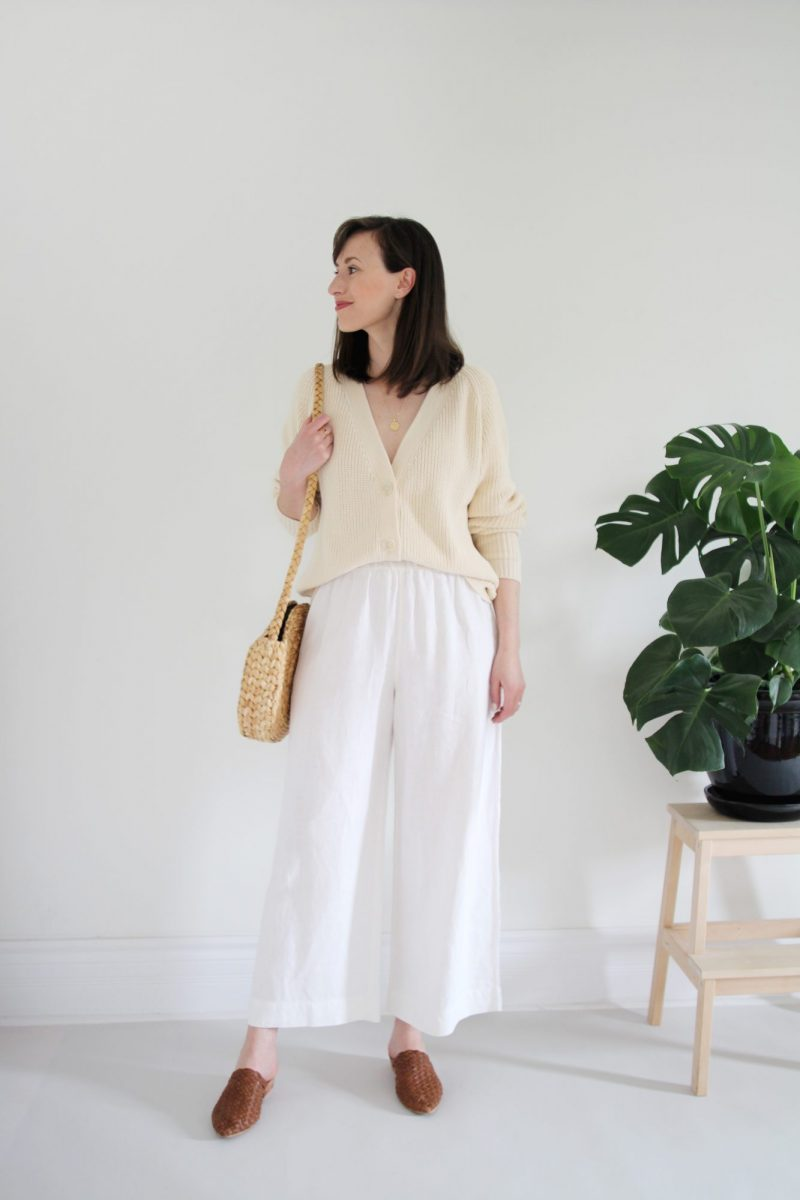 Style Bee - A Timeless Spring Sweater - 3 Ways